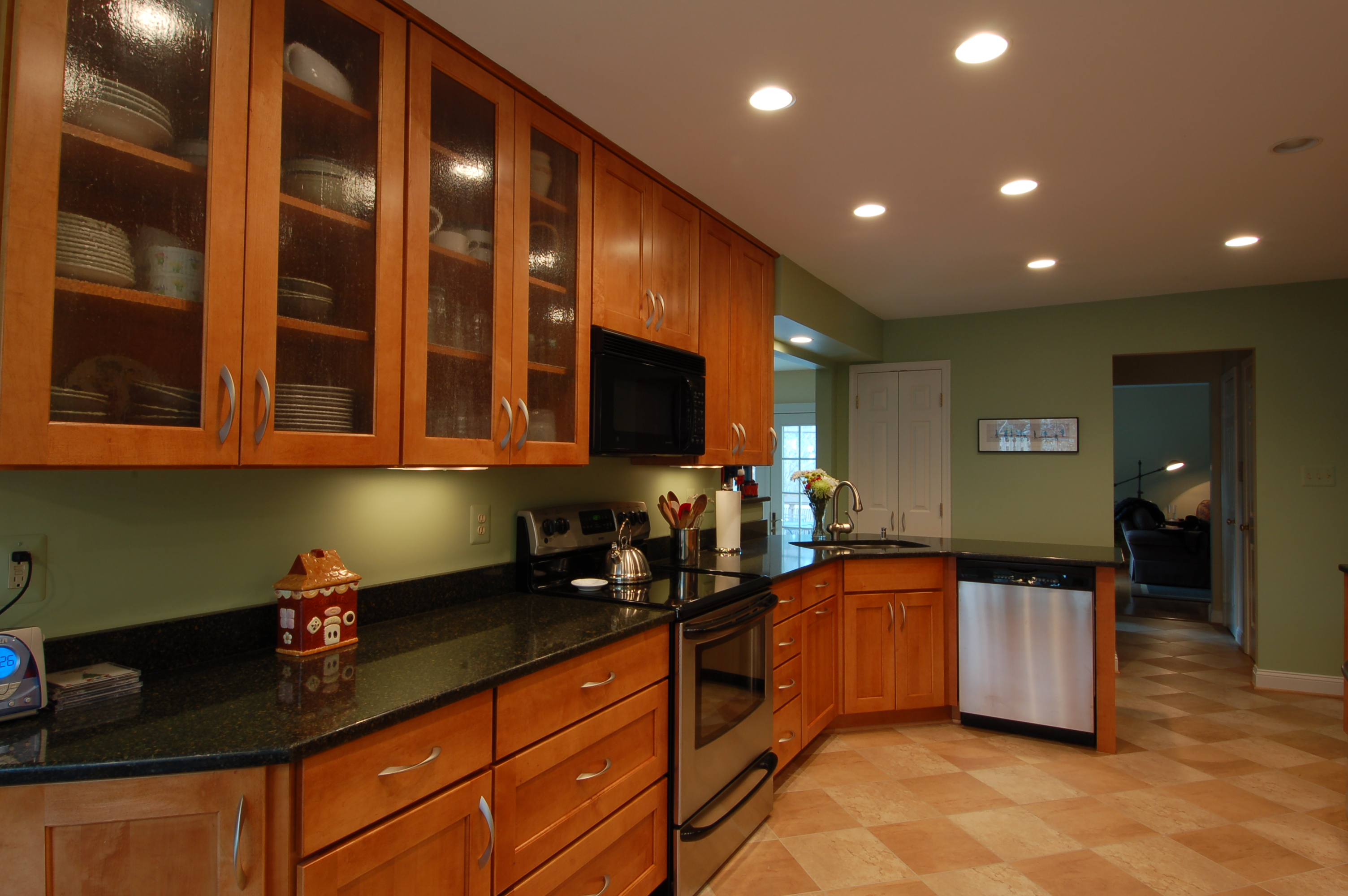 Kitchen Flooring Options Northwood Construction